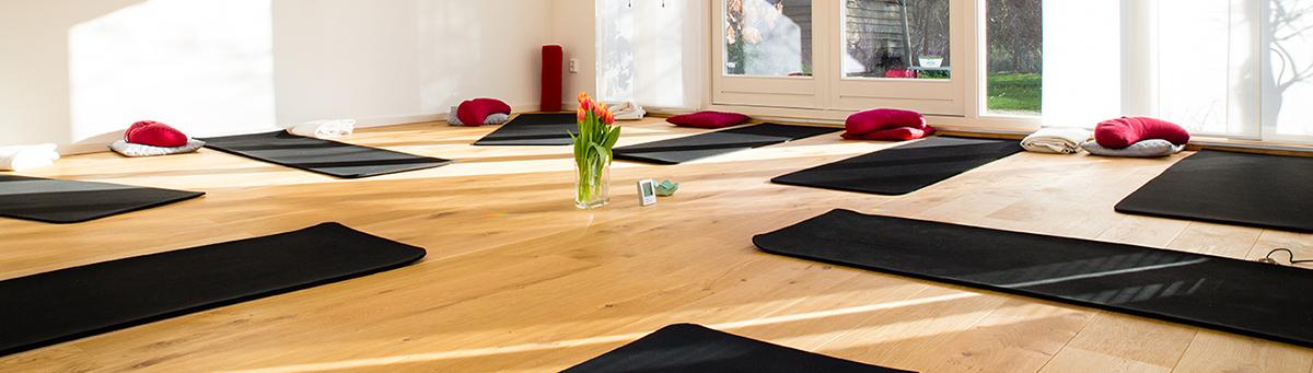 praktijkruimte c.q yogastudio te huur